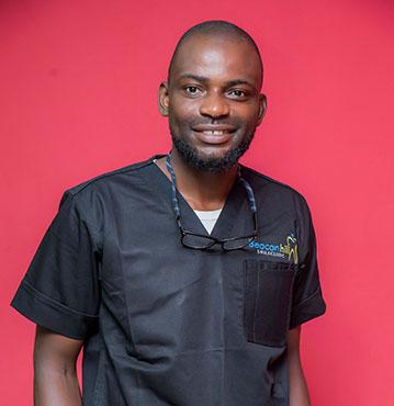 DR PETER OKONKWO