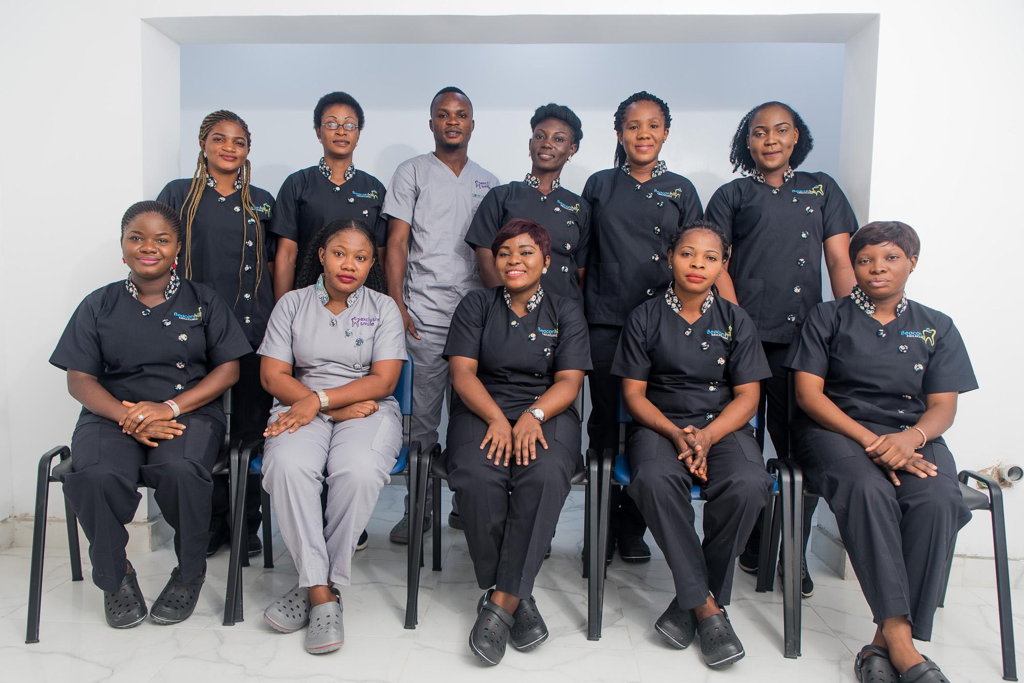 Beaconhill Smile Clinic Nurses